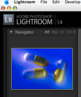 Lightroom 1.4