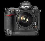 Nikon D3X - новая прошивка